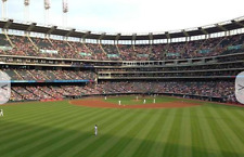 5/14 Minnesota Twins at Cleveland Indians tickets