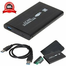 New USB 3.0 2.5In SATA External Hard Drive Mobile Disk HD Enclosure/Case Box #V6