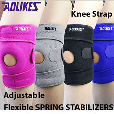 Adjustable Strap Elastic Patella Sports Support Neoprene Knee Brace Stabilizers