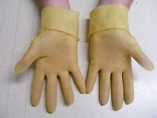 MARIGOLD UNLINED RUBBER GLOVES FEATHERWEIGHT PLUS