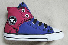 CONVERSE ALL STAR childrens boys girls Hi TOP BASEBALL BOOTS TRAINERS UK 8 / 24