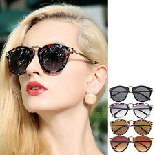 Women Unisex Men Sunglasses Arrow Style Eyewear Round Sunglasses Metal FrameFR