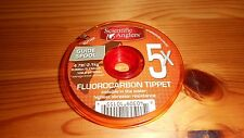 Scientific Anglers Fly Fishing Premium Fluorocarbon Tippet - 100m Guide Spool