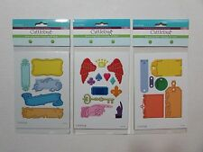 New Cuttlebug Embossing Plus Folders