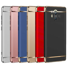 For Huawei Mate 9 Luxury Classic 3 in 1 Electroplating Stylish Case Cover