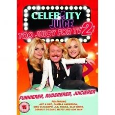Celebrity Juice - Too Juicy For TV 2 **NEW & SEALED**