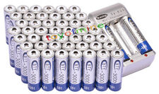48x AA 3000mAh 1.2V Ni-MH rechargeable battery BTY for MP3 RC Toy Camera+Charger