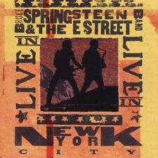 Live in NYC by Bruce Springsteen/Bruce Springsteen & the E Street Band (CD, Apr…