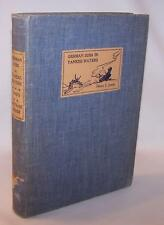 German Subs in Yankee Waters: First World War Henry James 1st ed. HB WWI