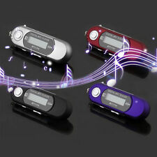 NEW USB 2.0 Flash Drive LCD MP3 Music Player With FM Radio Voice Recorder Lot GF