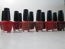 OPI Nail Polish Black Label Discontinued Colors Rare Full Size Various Colors