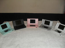 Nintendo DS Lite Handheld Console with games bundle, official charger and stylus
