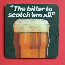 Vintage Beermat - William Younger's Scotch Bitter (Never Used)