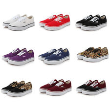 Athletic Men Flats Loafers Slip On Canvas Sneakers Boat Casual Shoes Classics
