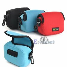 3 Colors NEOpine Soft Stretchy Case Cover Bag Cover For Canon G5X Camera【US】