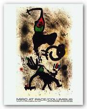 ART PRINT Untitled 1979 Joan Miro