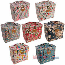 Cute Insulated Lunch Bento Box Beach Picnic Basket Travel Diaper Cooler Bag Tote