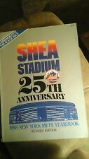 NEW YORK METS 1988 YEARBOOK 25TH ANNIVERSARY REVISED EDITION Strawberry Gooden