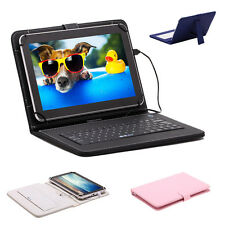"""iRULU 10.1"""" Tablet PC Bluetooth WIFI Android 5.1 Quad Core 1+16G Pad+Keyboard"""