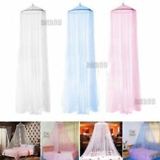 New Elegant Round Lace Insect Bed Canopy Netting Curtain Dome Mosquito Net#JDP