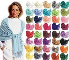 170X70cm Soft Pashmina Scarf / Shawl / Head Wrap multiple colours available