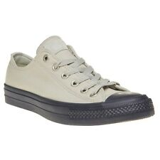 New Mens Converse Natural Chuck Taylor All Star II Low Nylon Trainers Canvas