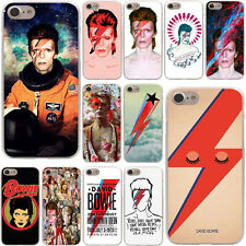 David Bowie Hard Plastic Case For iPhone
