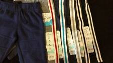 Jumping Beans NWT Baby Boy 6 months Stripe Side Sweatpants 3 month Fleece Pants