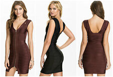 BNWT French Connection FCUK Spotlight NEW £140 Evening Club Bodycon Party Dress