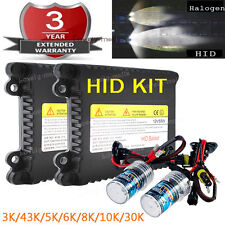 HID Xenon H7 Headlight Conversion High Beam Kit 10K 6K 5K 8K DC 55W  For GMC W1