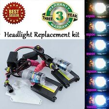 5202 9009 6K 55W Xenon Headlight Replacement Bulb Fog Light HID KIT for Mazda L9