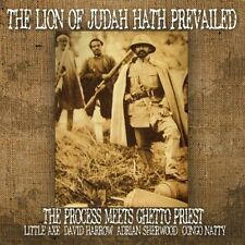The Process Meets Ghetto Pr...-The Lion of Judah Hath Prevai (US IMPORT)  CD NEW