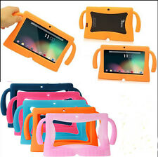 "New Cute Silicone Soft Gel Case Cover For 7"" Android 4.4 A23 / A33 Q8 Tablet PC"
