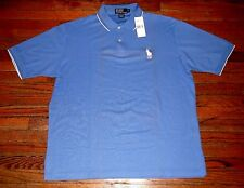 BNWT POLO BY RALPH LAUREN  MENS MEDIUM PONY SHORT SLEEVE TENNIS SHIRT  SZ. XL