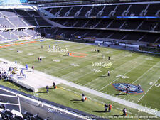 Chicago Bears vs Denver Broncos (2) Tickets Soldier Field 8/10/2017 Preseason 1