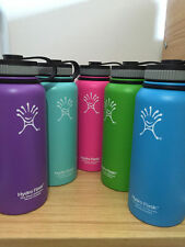 Hydro Flask 18oz/32oz/40oz Wide Mouth Insulated Stainless Steel Water Bottle New