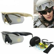 Military Goggles Men Sunglasses Lens Crossbow Army Bulletproof Outdoor Sports