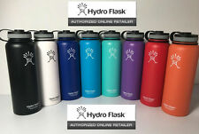 Brand New 40oz Hydro Flask Insulated Stainless Steel Water Bottle Wide Mouth