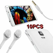 10pcs In-Ear Headset Earphone Headphone Earbud Mic for Samsung Galaxy S3 S4 XP