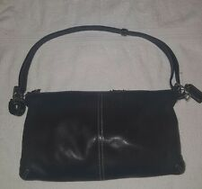 Coach Legacy Black Leather Hobo - Black - Authentic - Pre owned