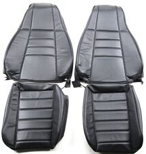 Jeep TJ 1997-2002 Front Seats Upholstery Kit