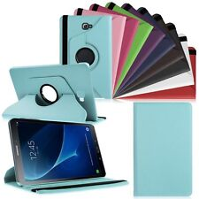 Lichi PU Leather Flip 360°Rotary Tablet Stand Case Skin For Samsung Galaxy Tab A