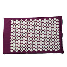 Acupressure Mat Suit Yoga Bed Mattress Pain Relieve Massager With Plastic Spikes