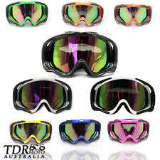 Tinted Lens Winter Sport Goggles Snowmobile Ski eyewear Hiking Off-Road skiers