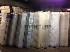 Brand New Mattress! Single Double King Size.Coil Spring Orthopaedic Memory Foam