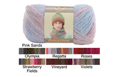 Multi Color Knitting Wool Self-Striping Lightweight Wool Acrylic Amazing Yarn