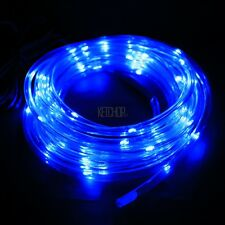 7M 50 Solar LED Rope Light Multi-color Christmas Party Outdoor Decor KECP01