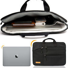 """Waterproof Advance Laptop Bag Briefcase fits 13-15.6""""- 3 FrontLoad Notebook Case"""
