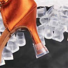 1 Pair High Heel Protectors Stopper Protect Heels On Uneven Surfaces Anti-slide