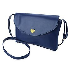 New Style Cell Phone Pocket Cross-body Solid Color Women Shoulder Bag